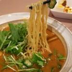 チャイナキッチン家楽 - 料理写真:冷やし担々麺
