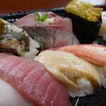 8698162 - ミキ寿司おまかせ(ズーム)