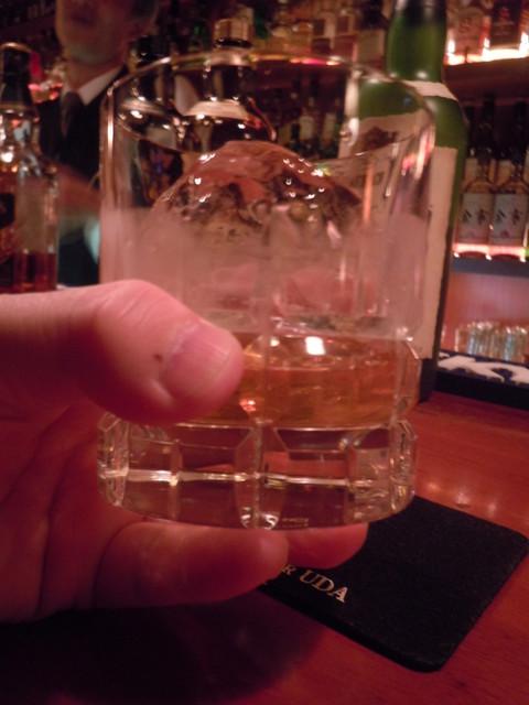 BAR UDA - ◆◆山崎12年を飲む