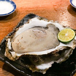 潜酔館 福°腹° - 島根産岩牡蠣