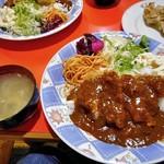 金子屋 - 料理写真:洋風カツ丼