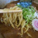 86983089 - 太麺でした^^;