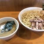 永太 - 永太つけ麺      ¥1,000 大盛(400g発注) ¥100