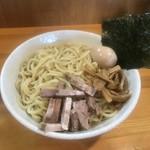 永太 - 永太つけ麺      ¥1,000 大盛(400g発注) ¥100  麺碗