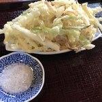 86985212 - 地葱の天ぷら
