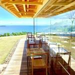 コエダハウス - terrasse avec vue sur la mer