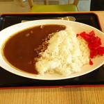 甘楽PA(上り線)スナックコーナー - 料理写真:カレーライス