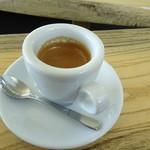 クランペット カフェ - エスプレッソ