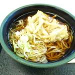 三芳パーキングエリア 下り線 スナックコーナー - 料理写真:三芳そば 500円