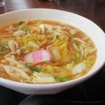 得得 - 豚菜麺3玉
