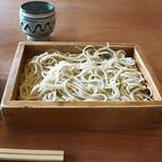 そば切り 山親爺 - ■鴨汁そば 1300円