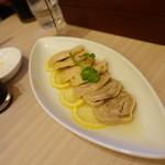 鼎泰豐 - 鶏肉の紹興酒漬け