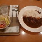 グッドタイムズ・カフェ - 牛たんカレー(700円)