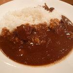 グッドタイムズ・カフェ - 牛たんカレー(700円) ※アップ