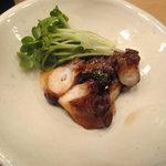 もり田 - 蛸の桜煮