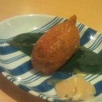 8699134 - わさび昆布の稲荷寿司