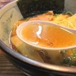 86990706 - コッテリ醤油ラーメン 720円