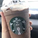 スターバックスコーヒー - チョコレートベリーマッチフラペチーノ