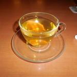SATSUKI - ウコン茶です。檜のような優しい香りと旨味が最高です。