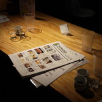 KURAND SAKE MARKET - テーブル