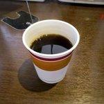 クーロンヌとりで - サービスのコーヒー!