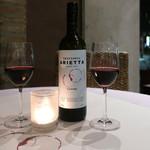 トラットリア アリエッタ - アリエッタのワイン