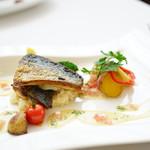 ビストロ イブー - Aコース (¥2,600) お魚料理