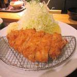 ポンチ軒 - 昼カツ定食 980円