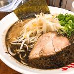 なんつッ亭 - スープが美味し!