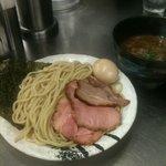 麺処 ほん田 東京駅一番街店 - 特選つけ麺 醤油