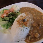 惣菜酒家 こっこや - 料理写真:カレープレート