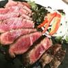 隠れ家焼肉dining あんじゅ - 料理写真:シャトーブリアンローストビーフ