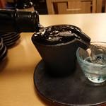 87001918 - 日本酒 山本 ピュアブラック 純米吟醸 1合