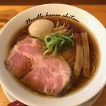 麺庵ちとせ - 【味玉醤油…860円】◎2018/5