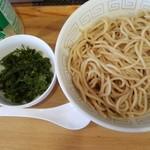 UMAMI SOUP Noodles 虹ソラ - 「和えソバ冷し忍」(2018年6月3日)