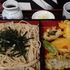 Masuyasobaten - 料理写真:天ざる(並)