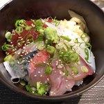 鮨割烹 廉 - 地魚丼