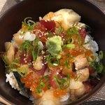 鮨割烹 廉 - 海宝丼