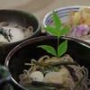 清見庵 おおくら - 料理写真:蕎麦三種