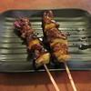 焼鳥とんとん - 料理写真:とり肝 70円×2