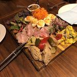 ビストロ ディヴァン - 前菜10種盛り合わせ