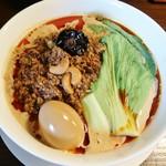 87009602 - 「担担麺(900円)+味玉(100円)」です