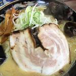 コシ屋 - 料理写真:コシ屋(味噌らーめん)