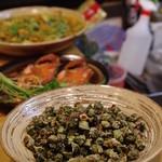 ばんじょう - 料理写真:大皿に美味そうな料理