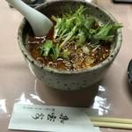 集宝亭 - 料理写真:○担々麺 790円