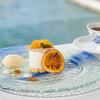 サロン・ド・テ ロザージュ - 料理写真:ココナッツムース ~爽やかな柑橘類を添えて~(イメージ)