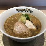 87012384 - 魚介白湯(780円)