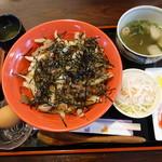 カフェあおい - 料理写真:淡路牛プルコギ丼