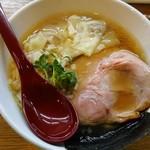 中華そば JUN-CHAN - 料理写真:中華そば(750円)