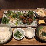 kawara CAFE&DINING -FORWARD- - 料理写真:週替わりkawara和定食